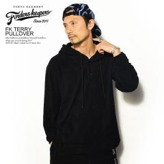 30%OFF!FINDERS KEEPERS ファインダーズキーパーズ FK-TERRY PULLOVER メンズ パーカー パイル 送料無料 ストリート