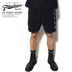 30%OFF!FINDERS KEEPERS ファインダーズ キーパーズ FK-TERRY SHORT メンズ ショーツ ショートパンツ パイル ストリート 送料無料