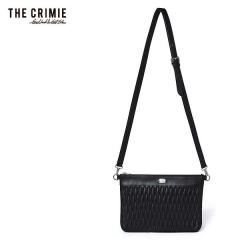 CRIMIE クライミー DIAMOND QUILT 2WAY CLUTCH BAG MIDDLE メンズ バッグ 送料無料 ストリート