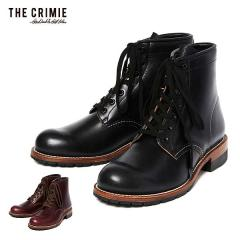 CRIMIE クライミー THE LACE UP COMBAT BOOTS メンズ ブーツ 送料無料 ストリート