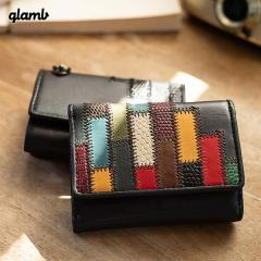 glamb グラム Gaudy mini wallet by JAM HOME MADE メンズ 財布 送料無料 ストリート