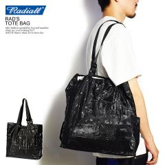 RADIALL ラディアル RAD'S - TOTE BAG radiall メンズ バッグ トートバッグ ストリート